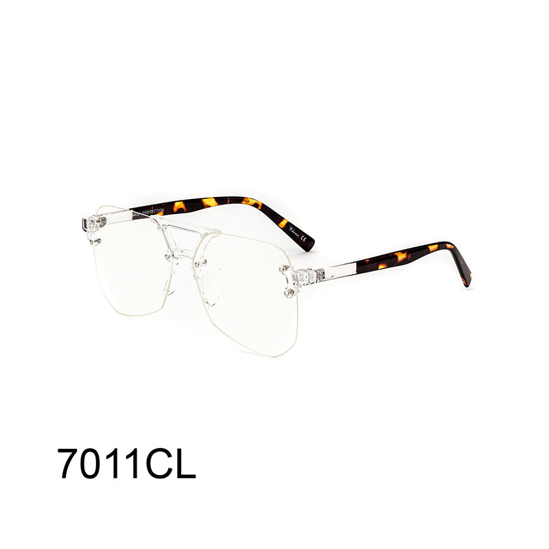 Pack of 12: Wholesale Clear Lens Frames