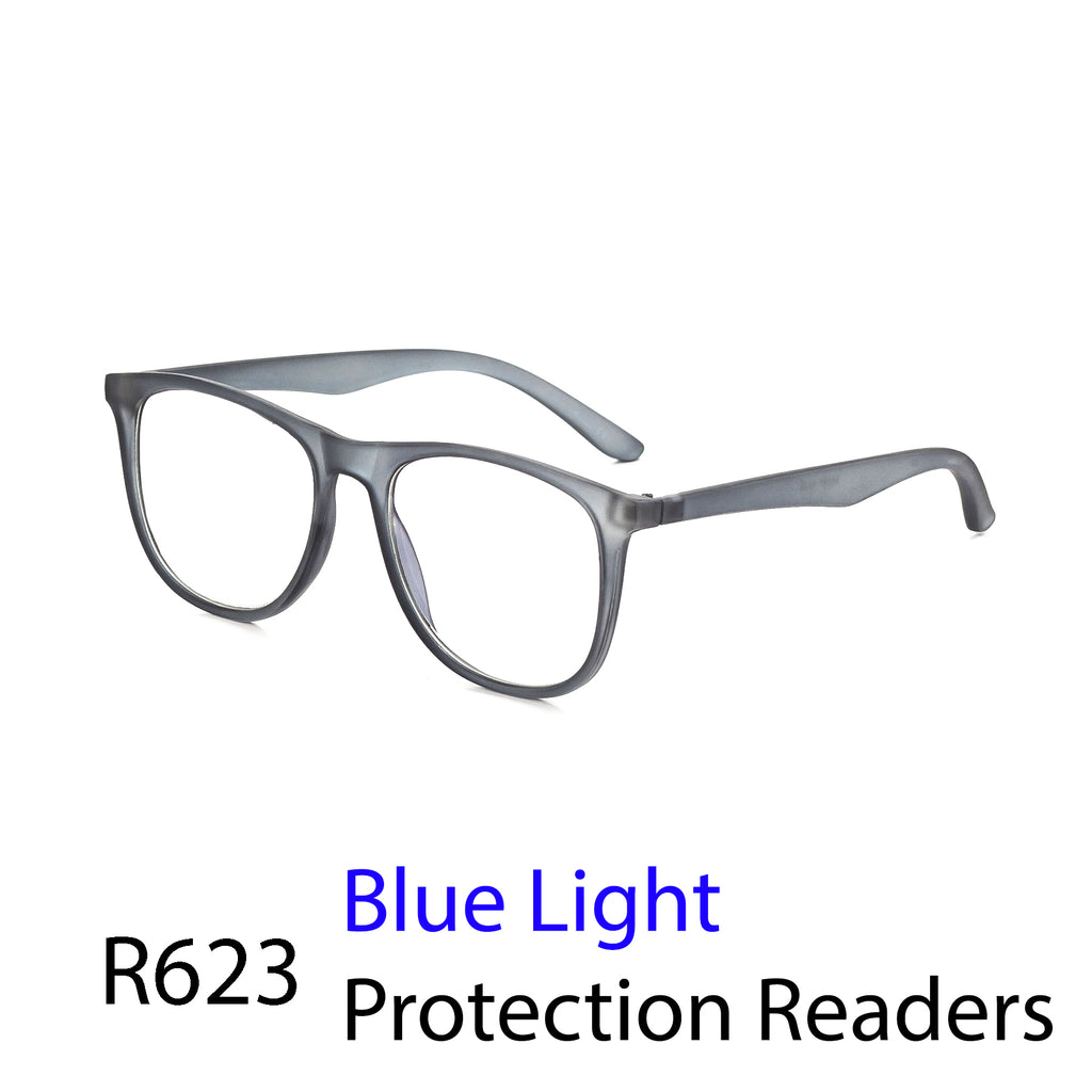 Pack of 12: Universal Large Blue Light Protection Screen Protected Lens Wholesale Computer Readers