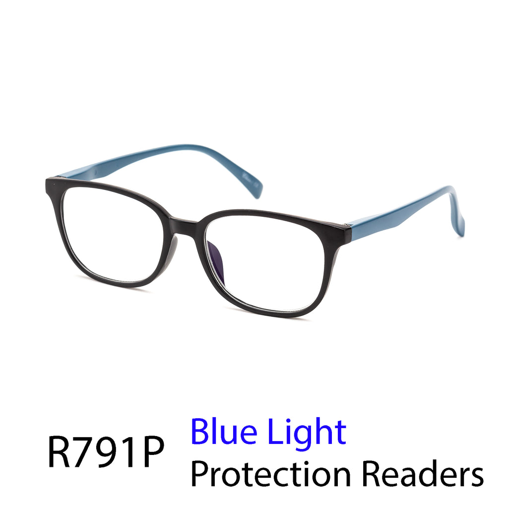 Pack of 12: Anti Blue Light Men & Ladies Office Readers Blocks UV Rays Must Have Millennials Wholesale Computer Readers