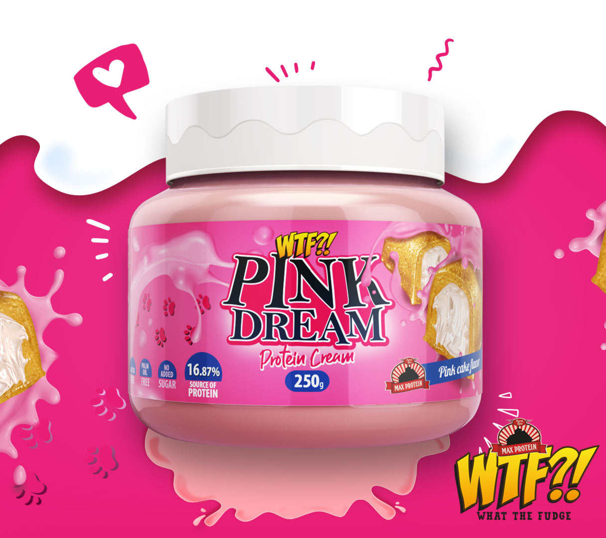 WTF - Pink Dream