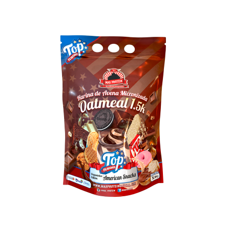 TOP FLAVORS American Snack