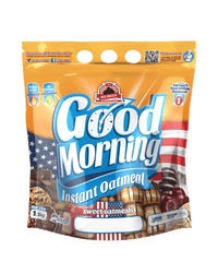 GOOD MORNING Instant Oatmeal [1500g]