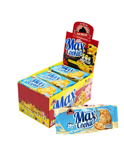 MAX COOKIES BOX [12packs]