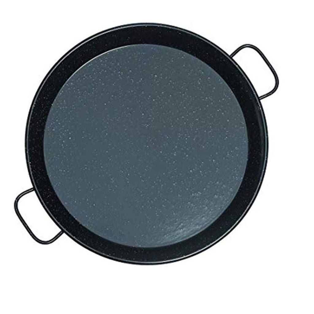 14 inch / 25.5 inch Enameled Steel Authentic Paella Pans-Paella Pan-TOROS - COOKWARE BAKEWARE & GRILL STORE