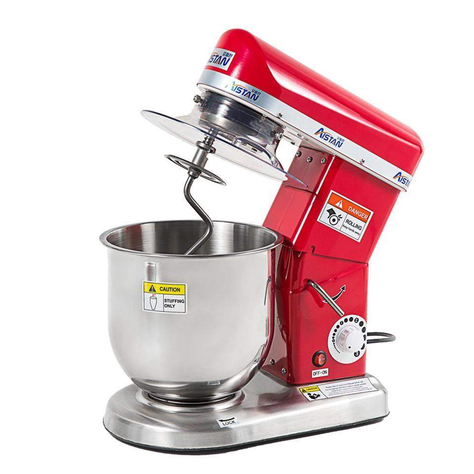 7L - 10L Pro Planetary Stand Mixer 500W 3 Speed Tilt-Head with Beater, Dough Hook and Wire Whip - TOROS - COOKWARE BAKEWARE & GRILL STORE