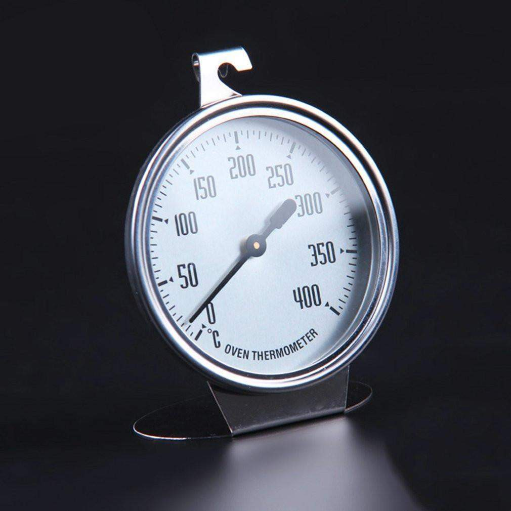 High Temperature Stainless Steel Analog Dial Oven Thermometer - TOROS - COOKWARE BAKEWARE & GRILL STORE