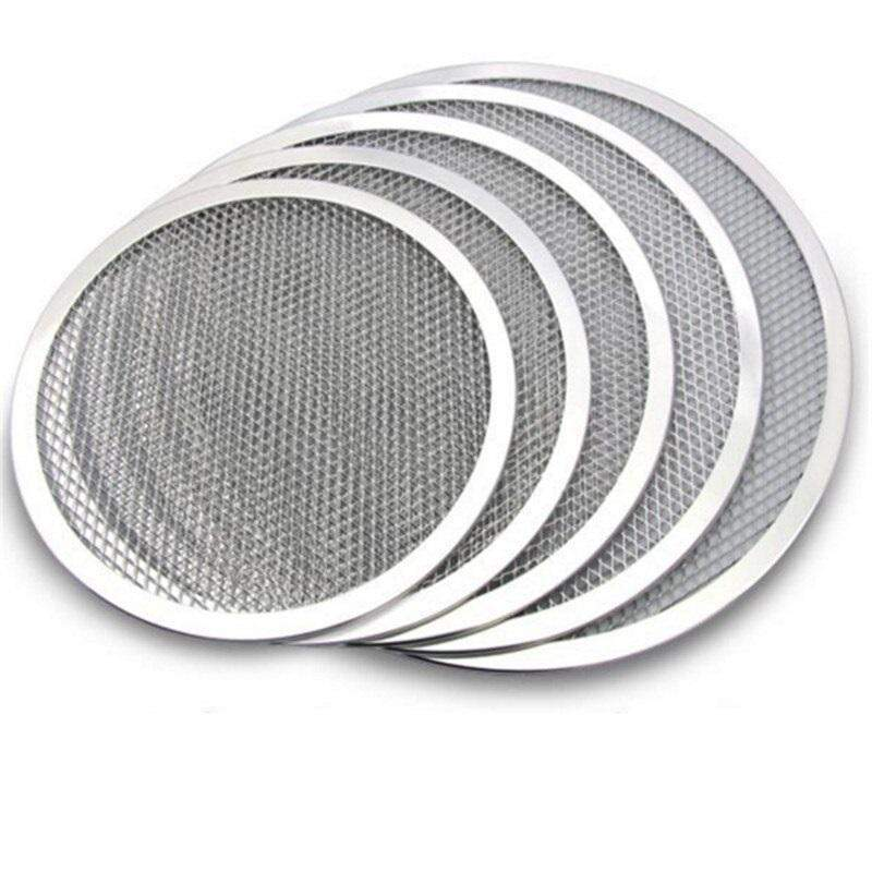 Seamless Aluminum Non stick Pizza Screen Mesh Baking Tray (6 - 22 inches) - TOROS - COOKWARE BAKEWARE & GRILL STORE