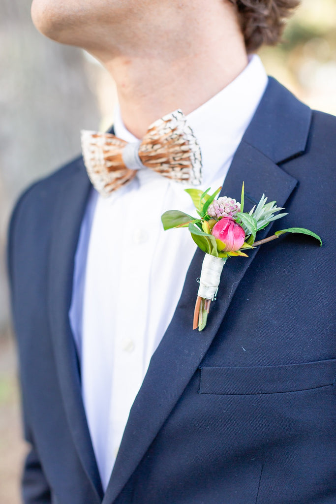 Savannah Collection - Boutonniere