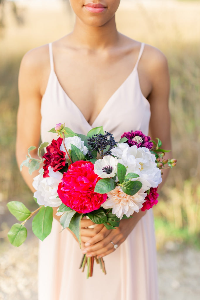 Berkeley Collection - Bridesmaid Bouquet