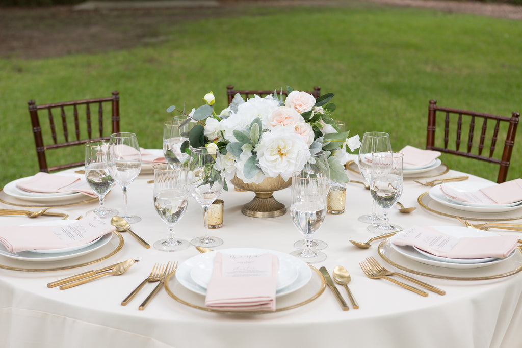 Charleston Collection - Table Centerpiece