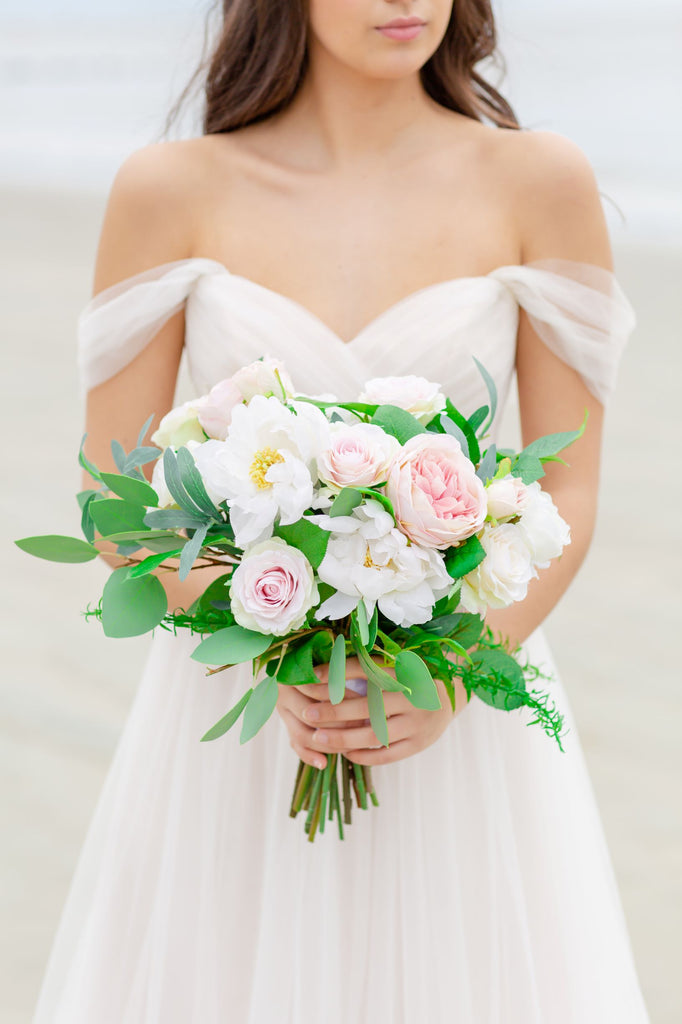 Venetian Collection - Pink - Bride Bouquet