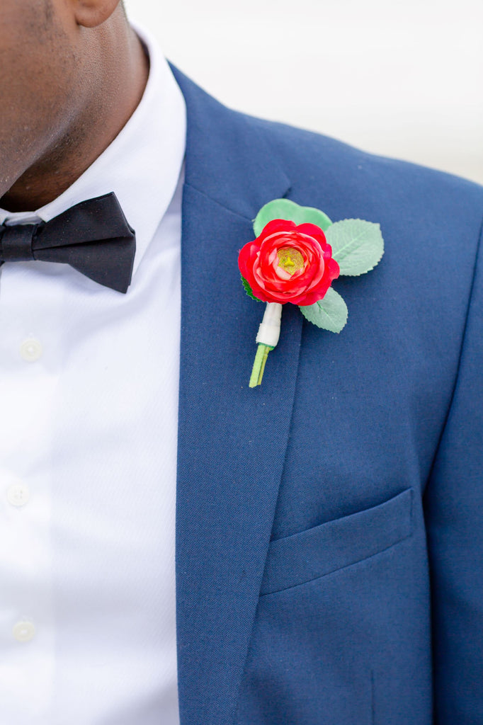 Valentina Collection - Boutonniere
