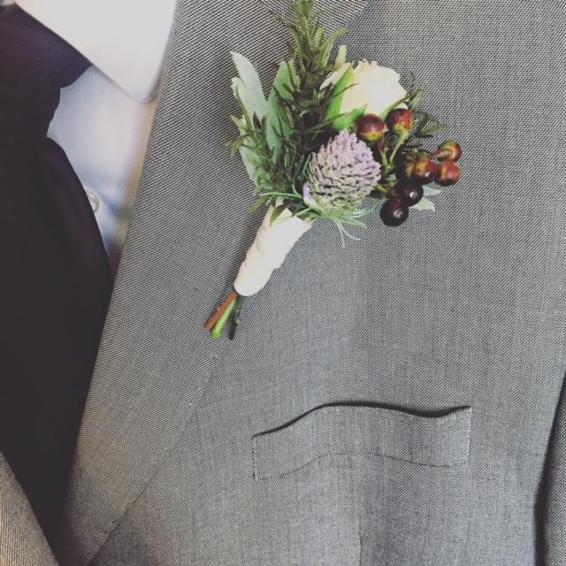 Tuscany Collection - Boutonniere