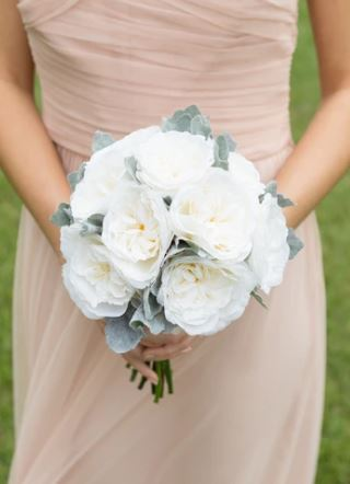 Aspen Bridesmaid Bouquet (SAMPLE)