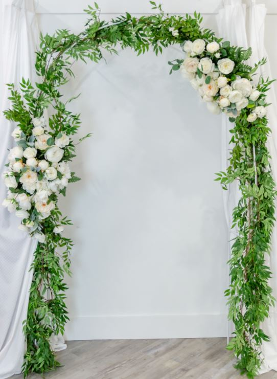 Floral Arch Swags - Select 1 or 2 Piece