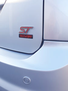 2x Signature Gel Badges