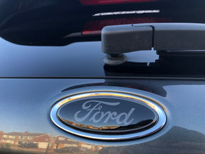 Ford Gel Badge Overlays