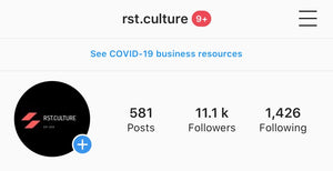 RST.Culture Instagram Feature