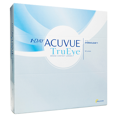 1 Day Acuvue Trueye 90 Pack - by Johnson & Johnson