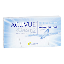 Load image into Gallery viewer, Acuvue Oasys for Astigmatism - by Johnson & Johnson