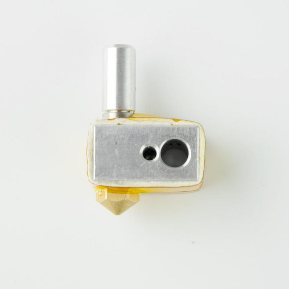 Wanhao D9/PLUS MKII All Metal Hot End/Nozzle Assembly - Wanhao University Store