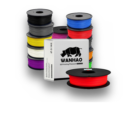 Wanaho FDM Filament 1.75mm PLA - Wanhao University Store