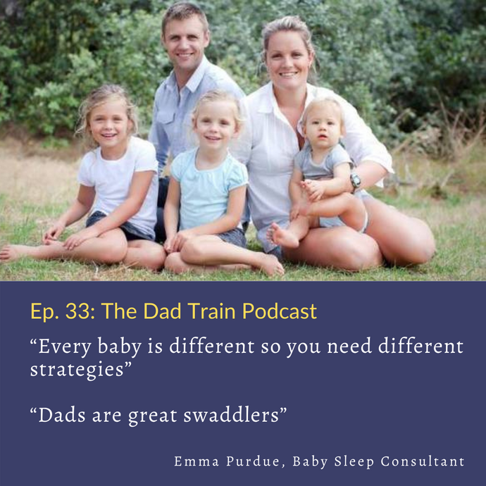 The Dad Train Pod Cast - Every baby is different...