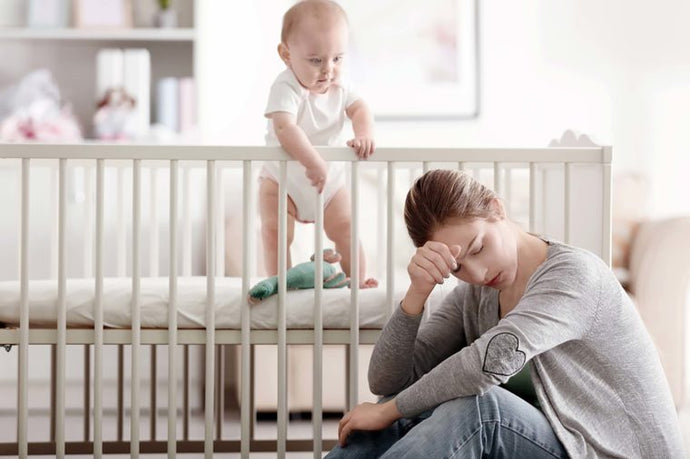 Endless nights and dark days: The link between sleep deprivation and postnatal depression