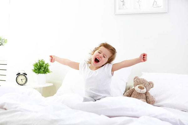 Consistency key to a calmer toddler at bedtime