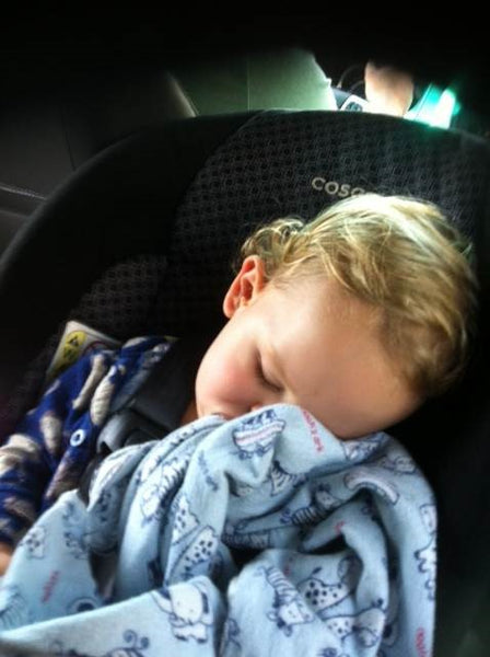 International Travel with a Baby – the sleep consultant's perspective.