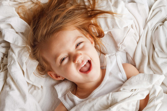 Toddler tricks are no match for sleep training