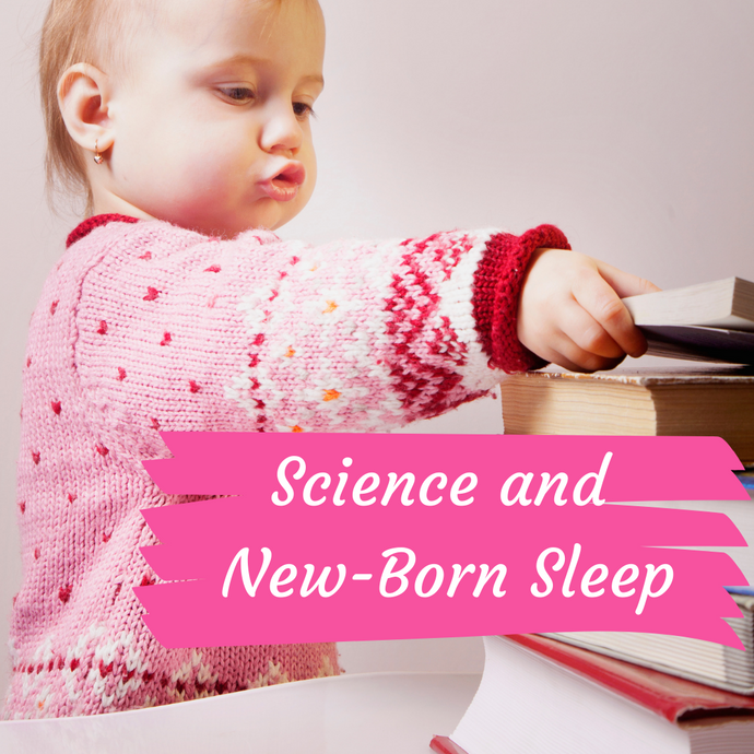 Can new-borns actually sleep through the night?