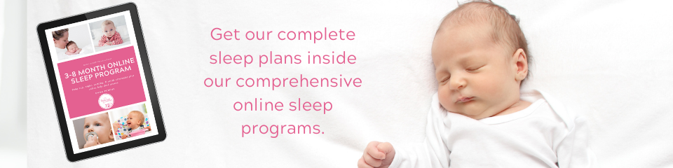 baby sleep consultant backed by science