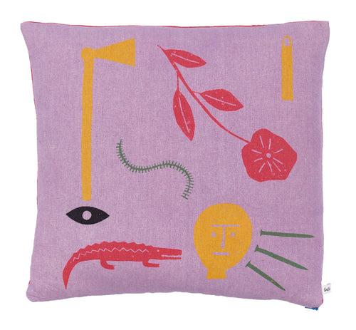Offerings No.2 Cushion (Multicolour)