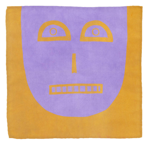 Face Silk Flag