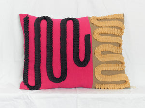 RESERVED Wiggle #3 Cushion
