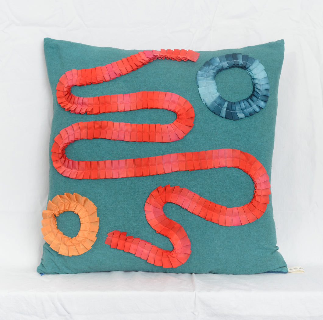 RESERVED Ripple Cushion