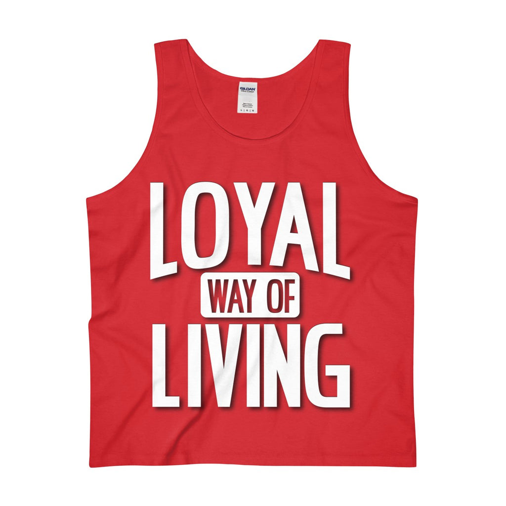 Way Of Living Men's Tank