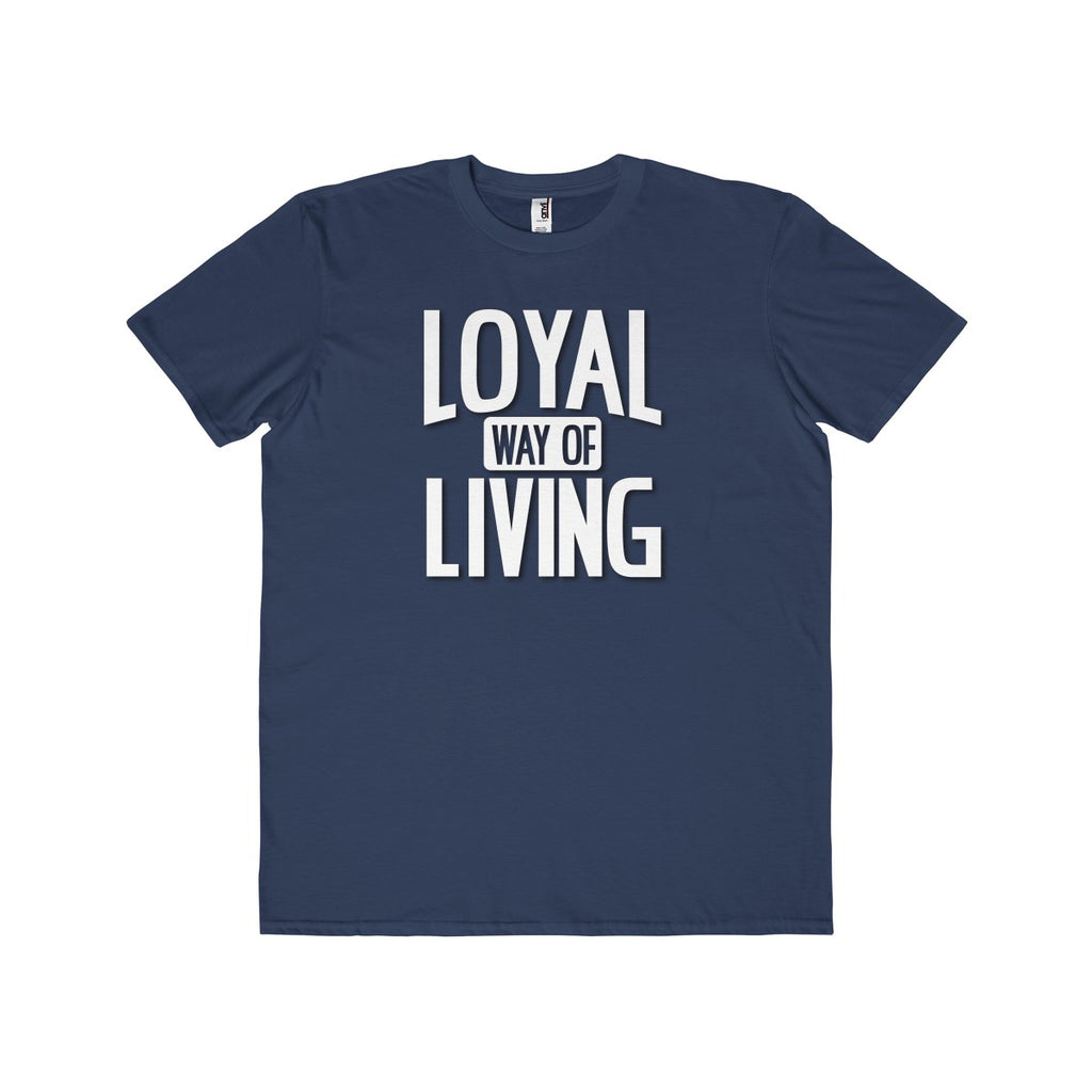 Way Of Living Men's Tee
