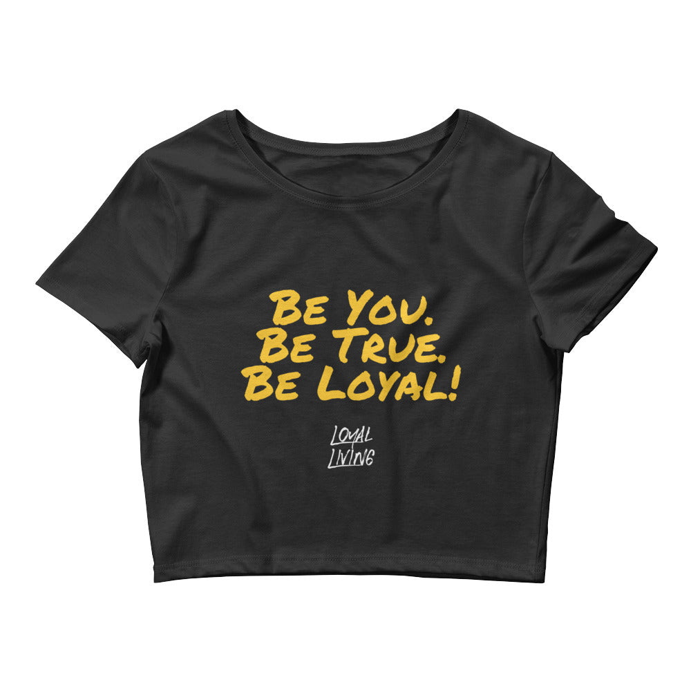 Stay Loyal Crop Top