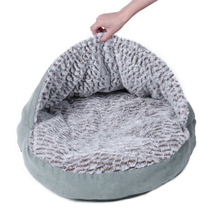 Luxury Pet Cave House Lovin Little Greys -