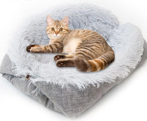 Sleeper Pet Lounger Lovin Little Greys - Gray / 61CMx51CM