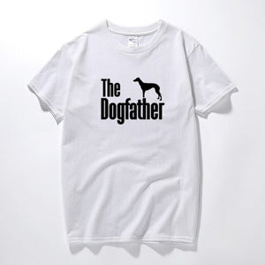 The Dogfather Greyhound Tee Lovin Little Greys - White / S