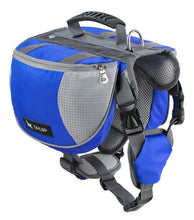 Load image into Gallery viewer, Outdoor Saddle Backpack Lovin Little Greys - Blue / S