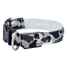 Load image into Gallery viewer, LED Luminous Pet Collar Lovin Little Greys - White / L