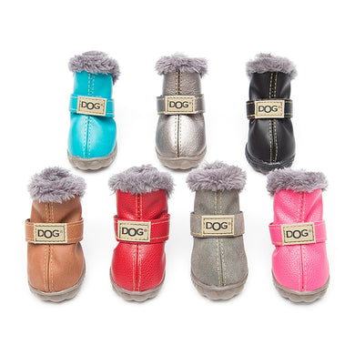 Waterproof Snow Boots Lovin Little Greys -