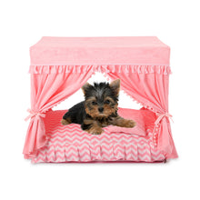 Load image into Gallery viewer, Luxury Princess Pet Home Lovin Little Greys - Pink / S