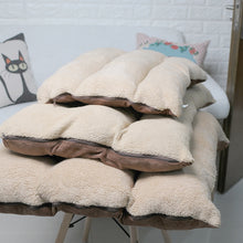 Load image into Gallery viewer, Ultra Comfy Pet Bed Lovin Little Greys - Beige / S-75x50cm