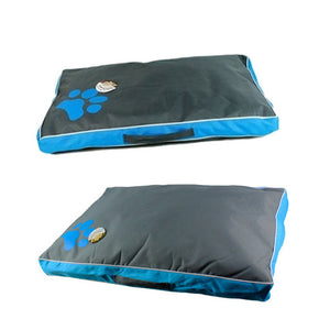 Waterproof Lounger Pet Bed Lovin Little Greys - Blue / (S)70X45X6CM