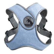 Load image into Gallery viewer, Sport X5 Dog Harness Lovin Little Greys - Blue / S 44-50cm chest